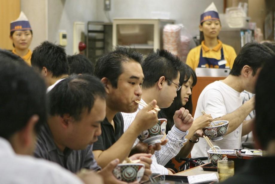 Le Japon bénéficie actuellement de l'appréciation A+, mais... (Photo acrhives Reuters)