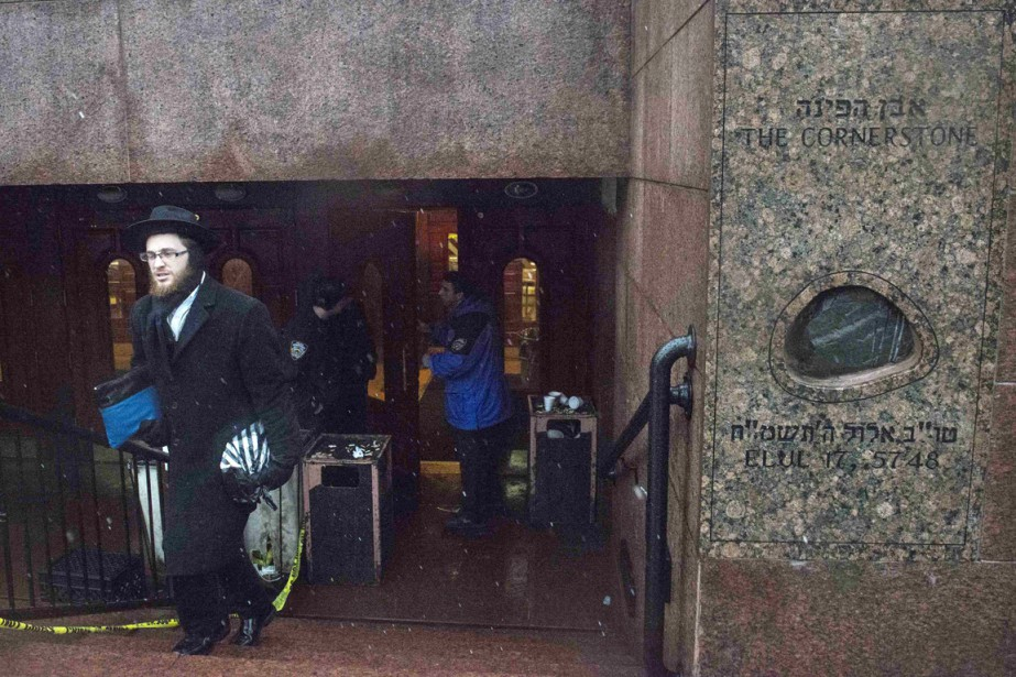 L'attaque s'est produite au siège mondial de la... (PHOTO STEPHANIE KEITH, REUTERS)