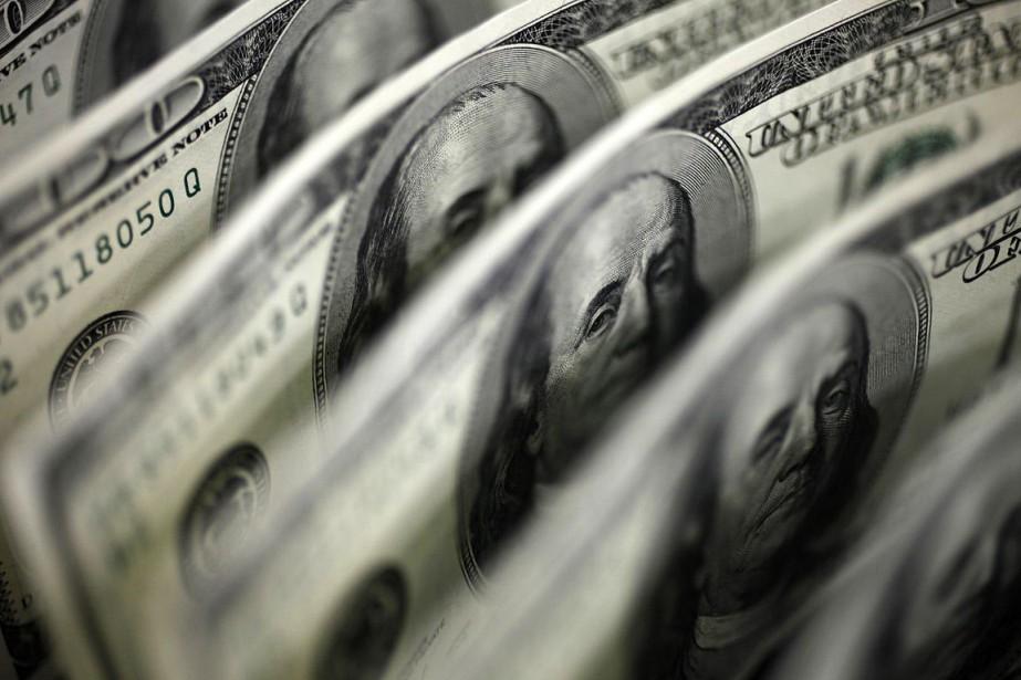 Le budget des États-Unis a accusé un déficit en forte... (Photo Archives Reuters)