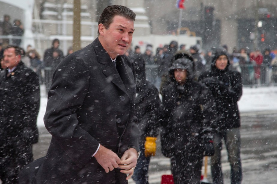 Mario Lemieux (Photo David Boily, La Presse)