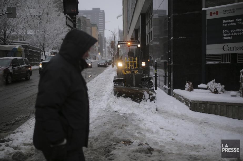 Les villes québécoises déclarent avoir dépensé 786 millions... (PHOTO MARTIN CHAMBERLAND, LA PRESSE)