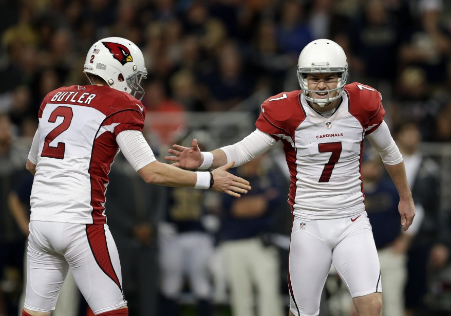 Le placement de 23 verges de Chandler Catanzaro des... (PHOTO Jasen Vinlove, USA Today Sports)