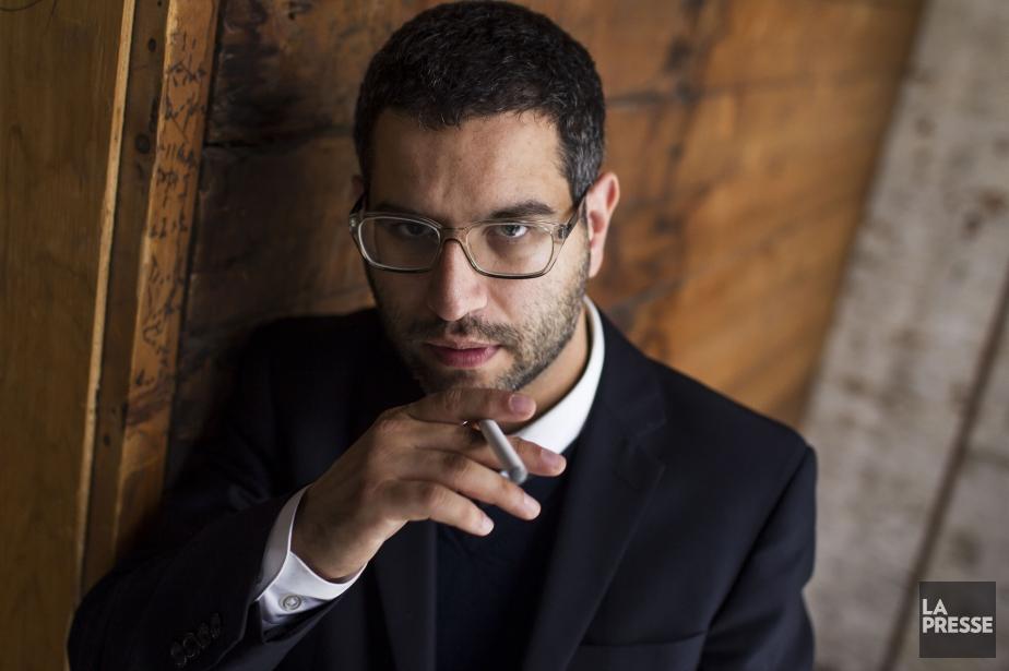 Alain Farah sera l'un des nombreux auteurs qui... (PHOTO OLIVIER PONTBRIAND, ARCHIVES LA PRESSE)