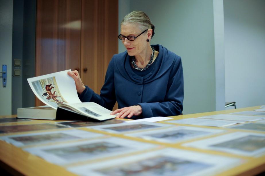 La dirigeante de cette «force opérationnelle», Ingeborg Berggreen-Merkel,... (Photo AFP/DPA)
