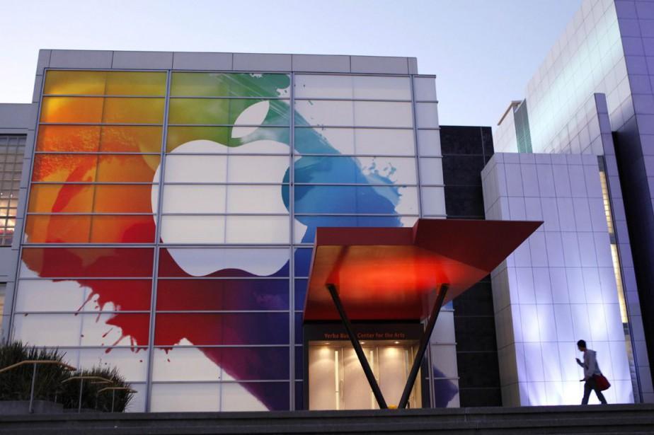 Lancé en 2008 au Canada, le téléphone d'Apple... (PHOTO ARCHIVES AFP)