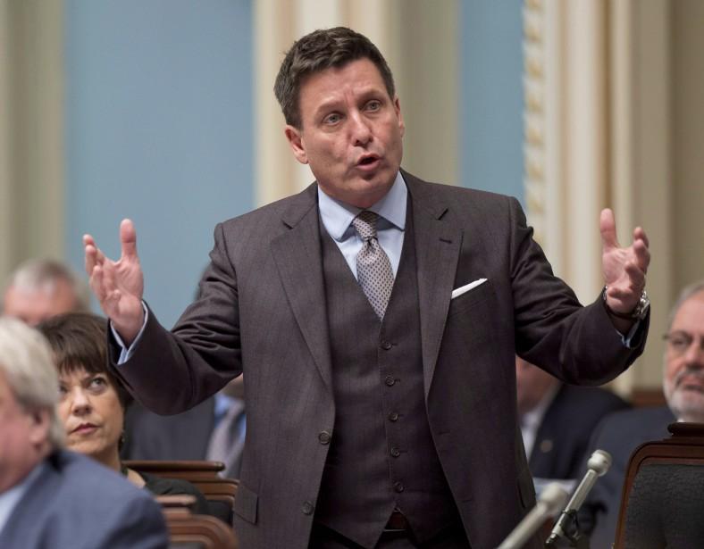 S'il renonçait à la menace de retenir les... (Photo Jacques Boissinot, La Presse Canadienne)