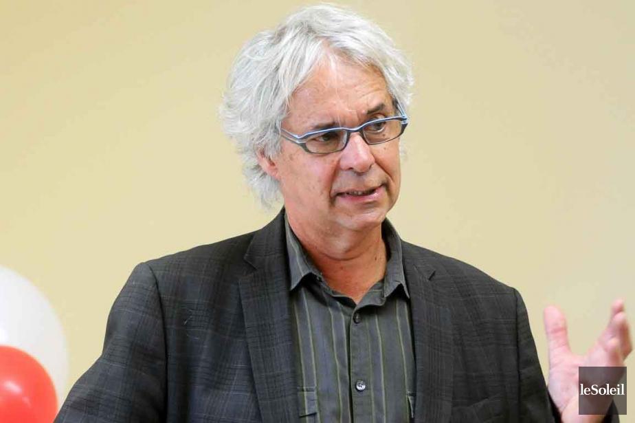 Le Dr Gilles Julien... (Photo Le Soleil, Andréanne Lemire)
