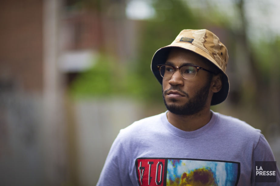 Le DJ montréalaisKaytranada... (Photo André Pichette, La Presse)