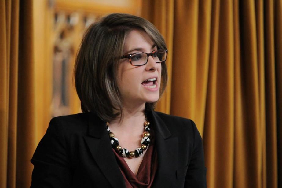 Mylène Freeman fait partie d'une demi-douzaine de députés... (Photo d'archives, La Presse Canadienne)