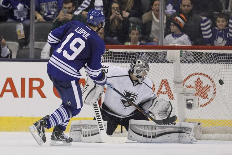 James Reimer a frustré les trois tireurs à lui faire face en... (Photo: Reuters)