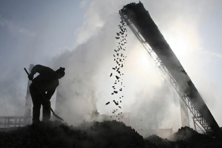 Malgré une diversification de ses sources d'énergie, la... (PHOTO ARCHIVES REUTERS/CHINA DAILY)