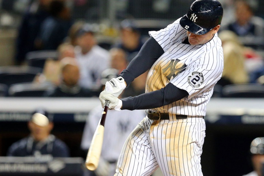 Chase Headley... (Photo Brad Penner, USA TODAY Sports)