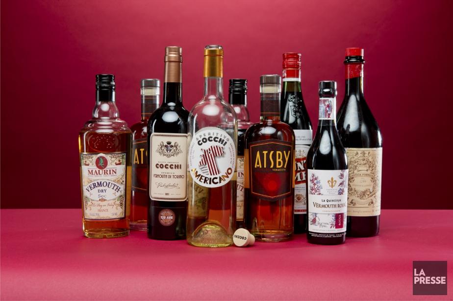 L'engouement pour le vermouth se répand un peu... (PHOTO MARCO CAMPANOZZI, LA PRESSE)