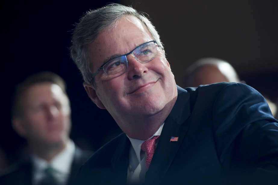 Jeb Bush... (PHOTO SAUL LOEB, ARCHIVES AFP)