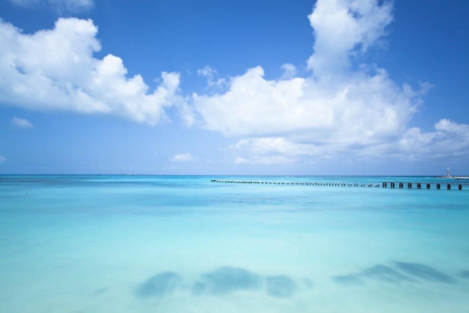 Cancún, au Mexique.... (Photo Digital/Thinkstock)