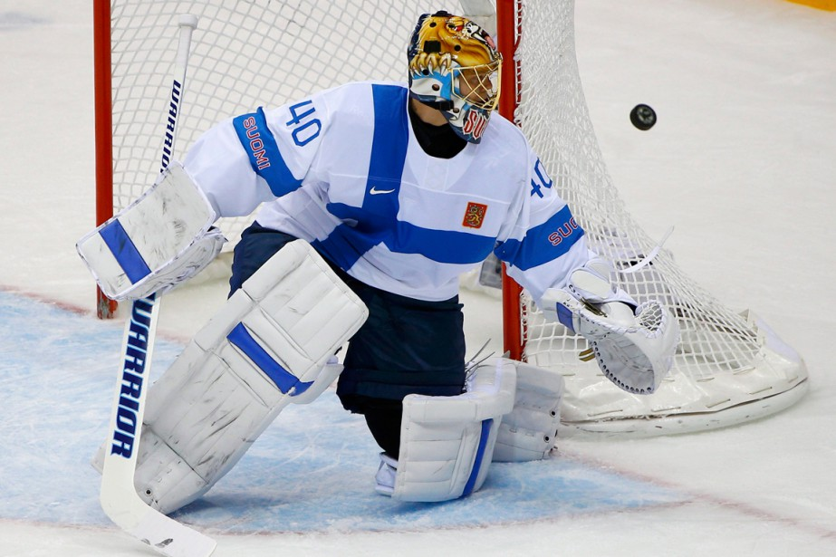 Le gardien finlandais Tuukka Rask, des Bruins de... (Photo Brian Snyder, archives Reuters)