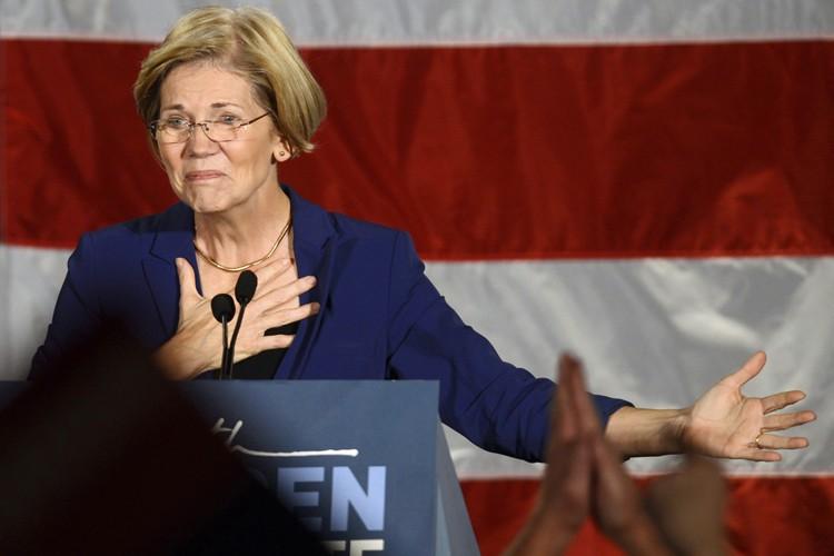 Elizabeth Warren... (Archives Reuters)