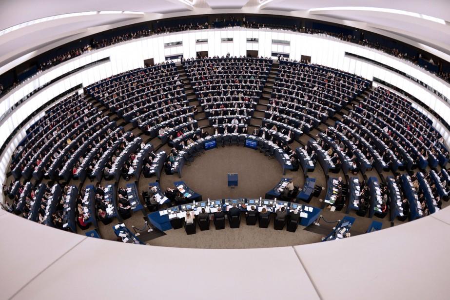 L'accord de libre-échange entre l'Union européenne et le... (PHOTO FREDERICK FLORIN, AFP)