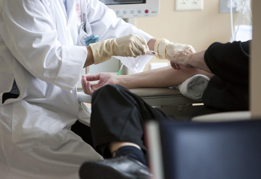 Il faut faire plus de place aux infirmières.... (Photo Thinkstock)