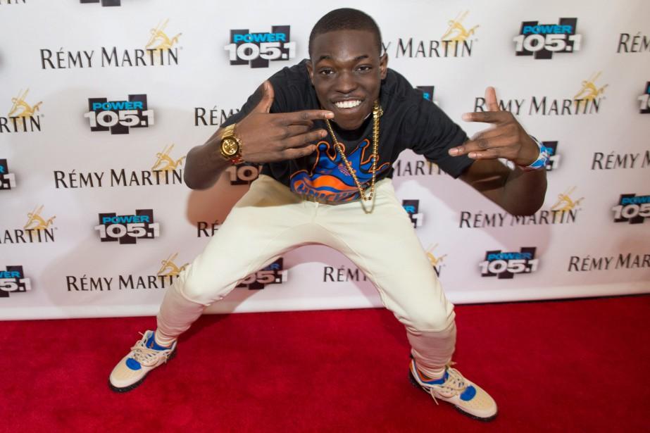 Le rappeur new-yorkais de 20 ans estaccusé d'appartenir... (Photo Scott Roth, Archives AP)