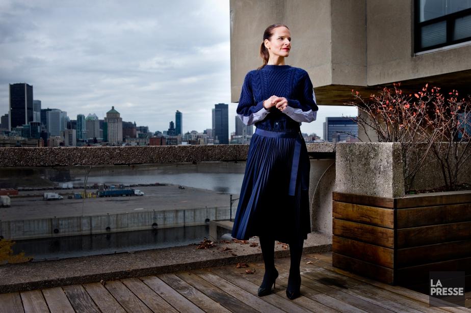 Maria Varvarikos Peart, fondatrice de l'agence Zoï.... (PHOTO MARCO CAMPANOZZI, LA PRESSE)