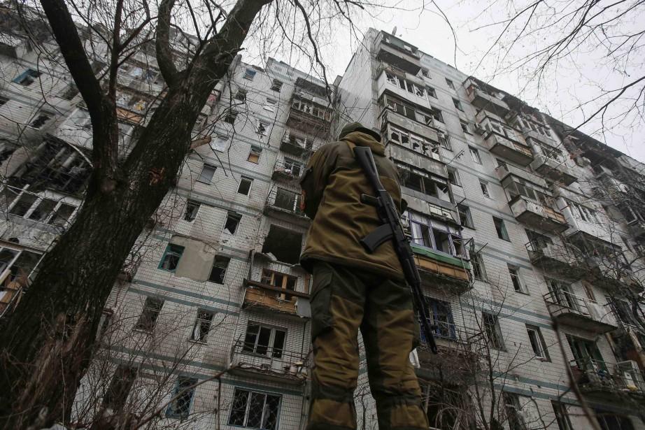 Le principal point d'achoppement entre belligérants est la... (PHOTO MAXIM SHEMETOV, REUTERS)