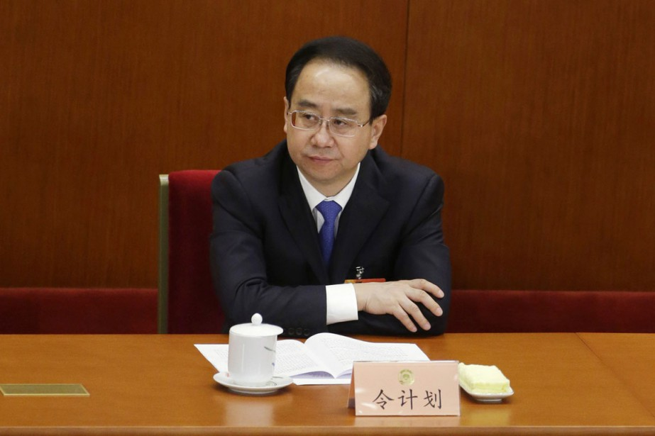 Ling Jihua... (Photo Jason Lee, Reuters)