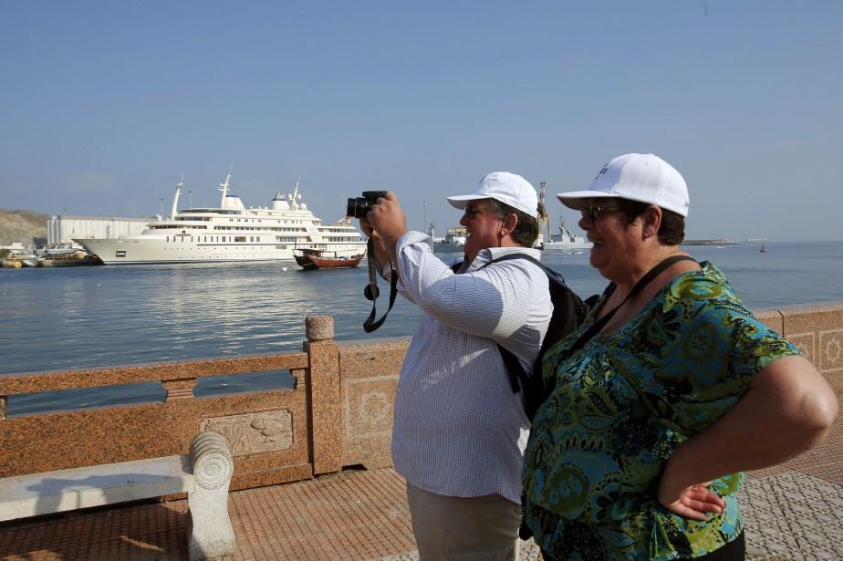 Oman a attiré en 2013 environ 2,1 millions... (Photo MOHAMMED MAHJOUB, AFP)