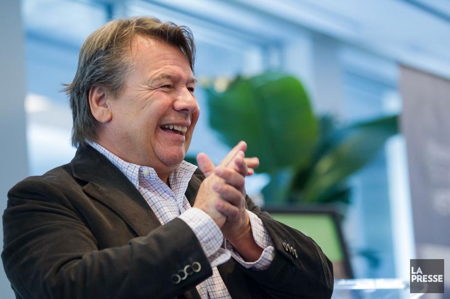 Le PDG de Savaria, Marcel Bourassa, se réjouit... (PHOTO EDOUARD PLANTE-FRECHETTE, ARCHIVES LA PRESSE)