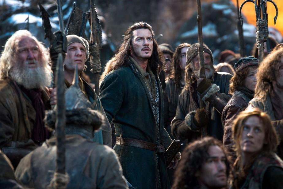 The Hobbit: The Battle of the Five Armies... (PHOTO FOURNIE PAR MEDIA FILMS)