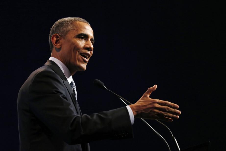 Le président américain Barack Obama... (Photo JASON REED, Reuters)