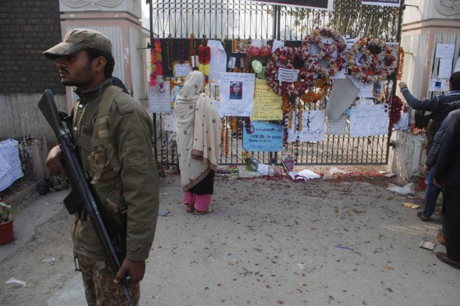Les talibans pakistanais du TTP et d'autres groupes... (Photo Khuram Parvez, Reuters)