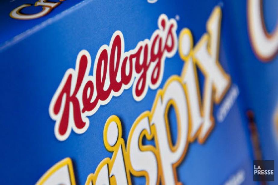 Kellogg a annoncé qu'une enquête criminelle est en... (Photo Daniel Acker, Bloomberg)