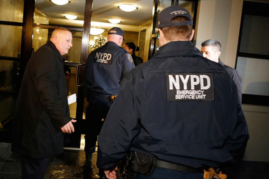 LeNew York Post, citant également des sources officielles,... (PHOTO ANGEL CHEVRESTT, TEH NEW YORK POST)