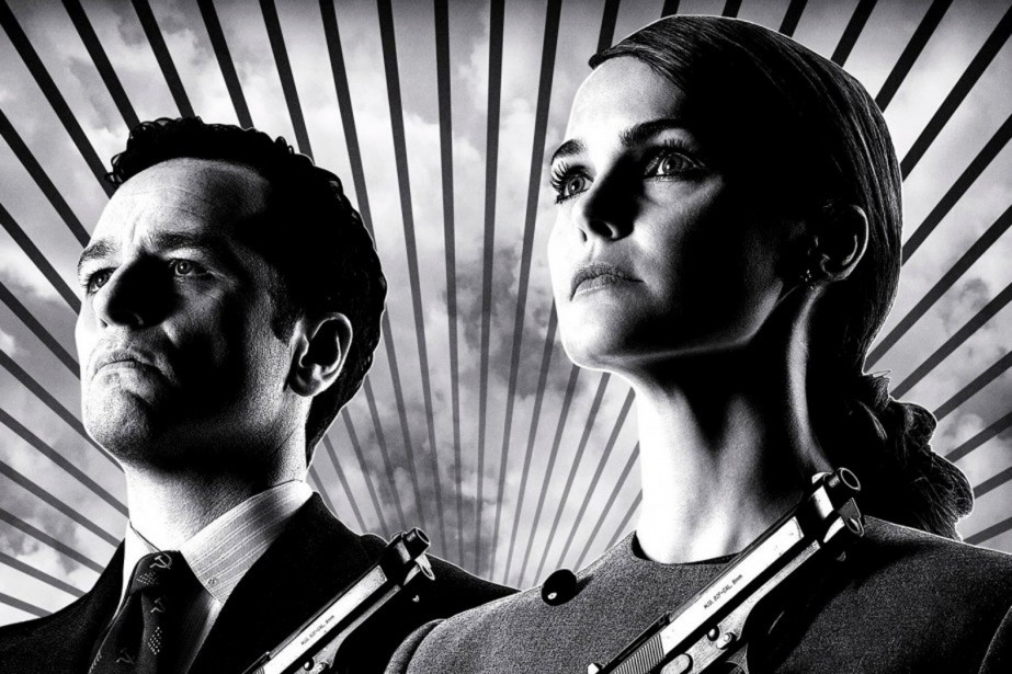 Matthew Rhys et Keri Russell dans Les Américains.... (PHOTO FOURNIE PAR ADDIKTV)