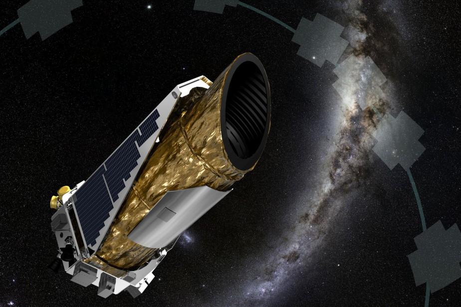 Les chercheurs ont fait ces découvertes à partir... (Illustration AFP/NASA)