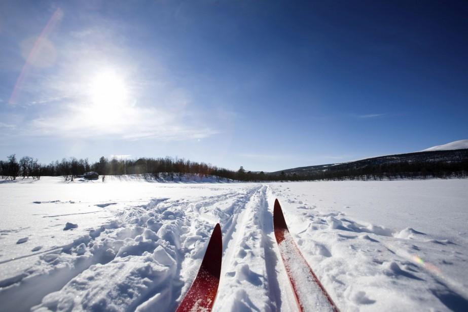 En 90 minutes de ski de fond, à... (Photo Digital/Thinkstock)