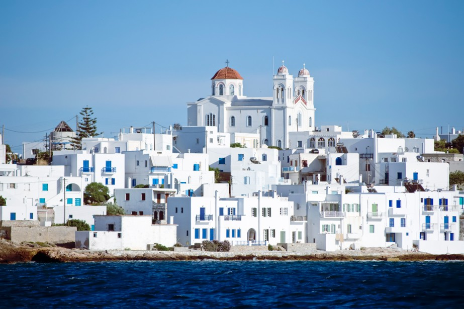 Paros reflète l'image même que l'on se fait de la Grèce. (Photo Digital/Thinkstock)