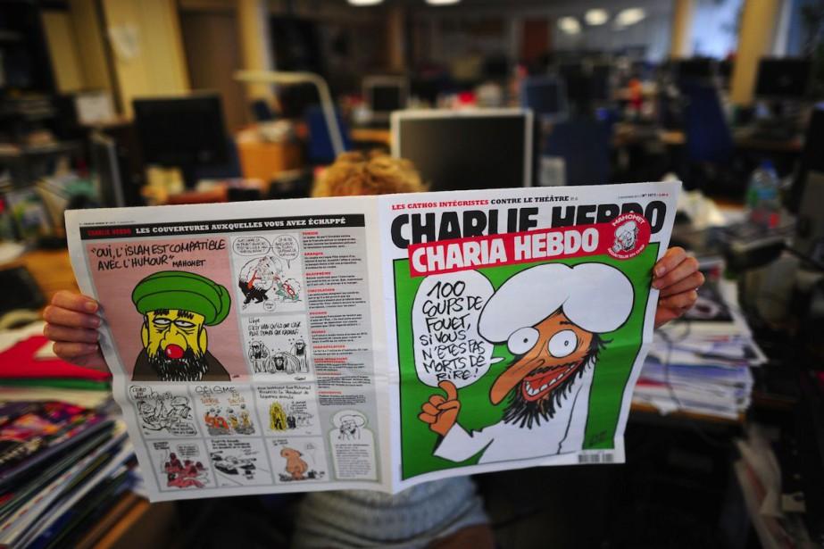 Les Caricatures De Mahomet Publiees Partout Apres L Attentat Contre Charlie Hebdo