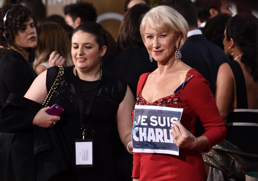 Helen Mirren (Photo Jordan Strauss, AP)