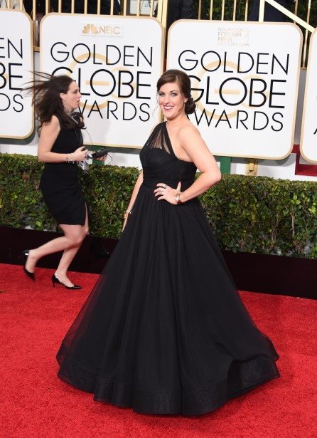 Allison Tolman (Photo MARK RALSTON, AFP)