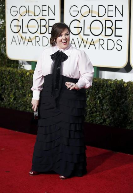 Melissa McCarthy (Photo DANNY MOLOSHOK, AFP)