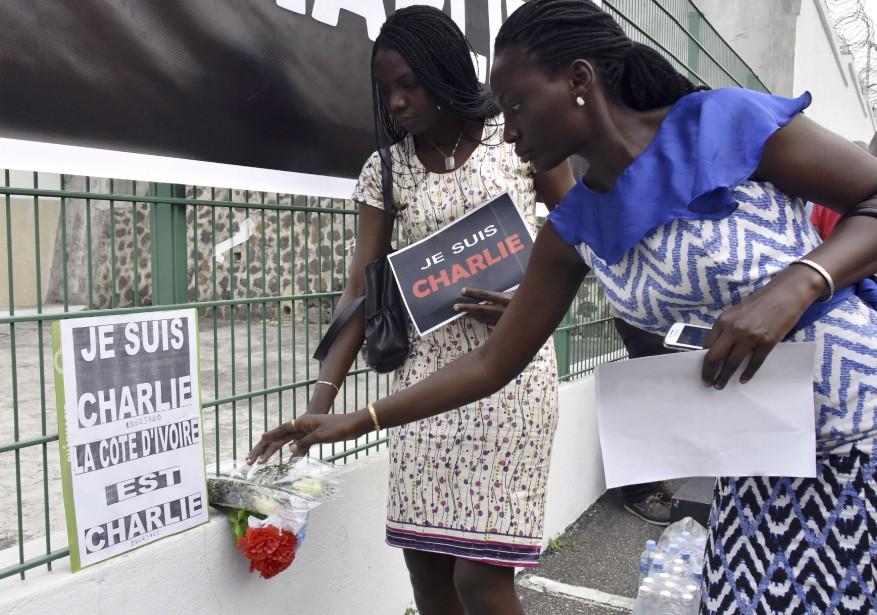 Abidjan, en Côte-d'Ivoire (Agence France-Presse)