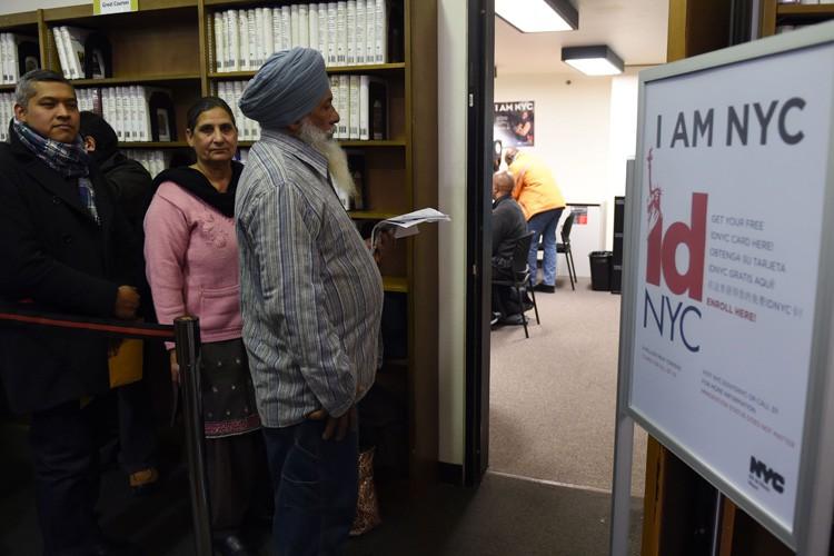 Le nombre de demandes a surpris la mairie... (Photo: AFP)