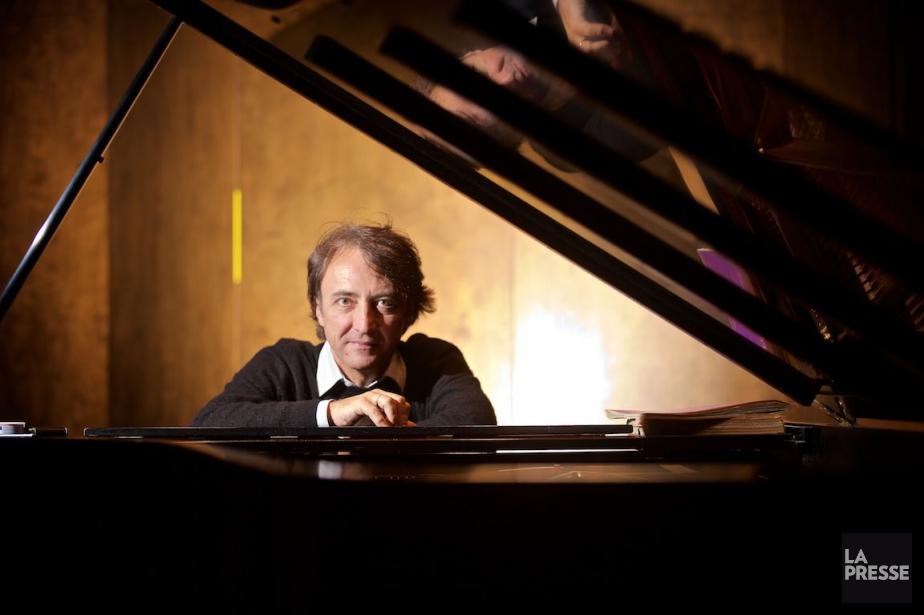 Jean-Efflam Bavouzet... (Photo André Pichette, La Presse)