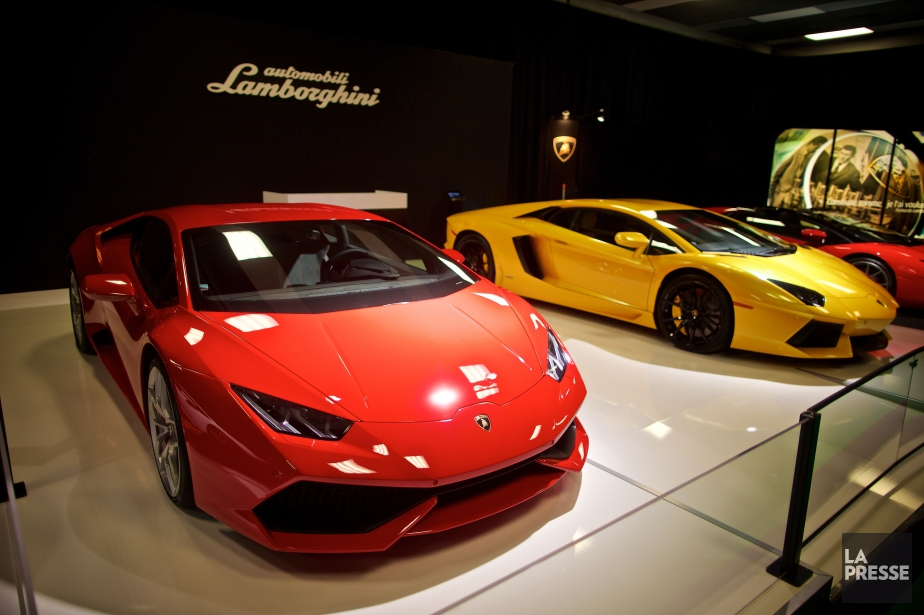 Ouverture du 47e salon de l 39 auto de montr al salons - Salon de l auto de montreal ...
