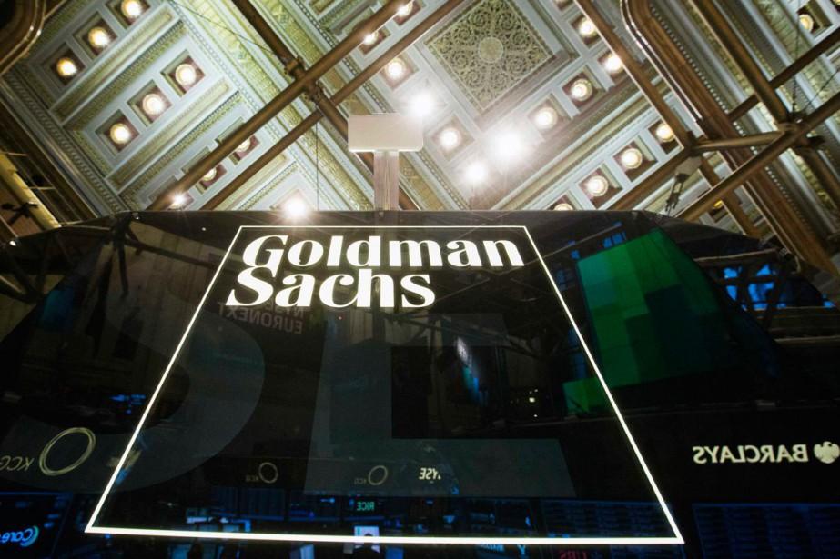Goldman Sachs est parvenu à un accord de... (PHOTO LUCAS JACKSON, ARCHIVES REUTERS)