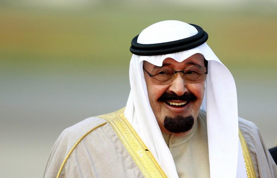 Le roi d'Arabie saoudite, Abdallah 1er.... (Photo Dylan Martinez, archives Reuters)