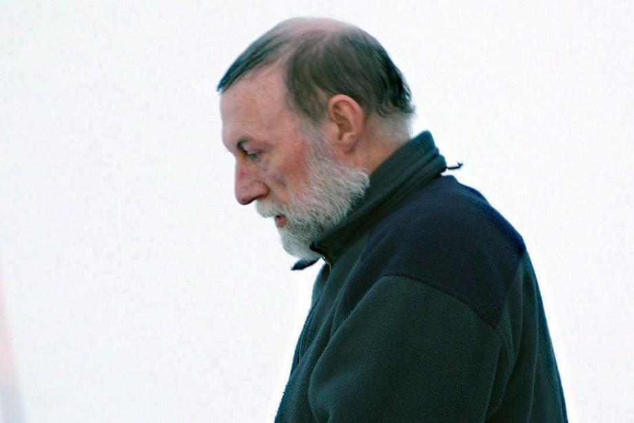 L'ancien prêtre oblat Eric Dejaeger, âgé de 67... (PHOTO CHRIS WINDEYER, ARCHIVES LA PRESSE CANADIENNE)