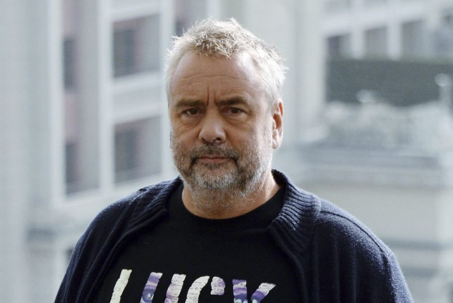 Le cinéaste Luc Besson... (PHOTO ARCHIVES AFP)